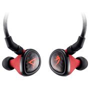 艾利和 Astell&Kern Angie II JH动铁入耳式耳机 平衡输出耳机 动铁耳塞 音乐发烧HIFI耳机 红色
