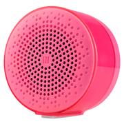 欧乐司 X3b 无线蓝牙小音箱 防水创意便携户外迷你低音炮NFC版本 手机mini音响 粉色