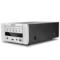 山灵 韵律 EC2C  HIFI发烧CD机 USB声卡 耳放迷你桌面音响 CD转盘 银色产品图片3