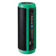 欧乐司 X5A 无线蓝牙户外单车音箱 便携自行车音响低音炮 免提通话 绿色