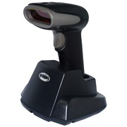 暴享 BX-W388 32位升级版无线条码扫描枪高性能激光扫码器 带储存功能U口接收器