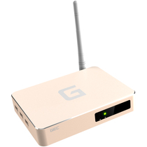 杰科 G6 真4K超高清 64位 H.265 安卓5.1电视盒子 智能机顶盒 网络播放器产品图片主图