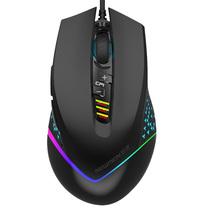 新贵 GX1000-PRO 电竞游戏鼠标 RGB幻彩版 黑色产品图片主图