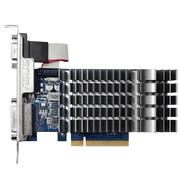 华硕 GT710-SL-2G 954MHz/1800MHz 2GB/64bit DDR3 PCI-E 3.0 显卡