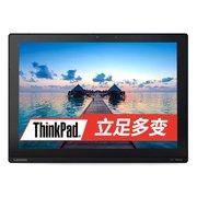 ThinkPad X1 Tablet 12英寸二合一笔记本电脑(6Y54 8GB 256G SSD 集显 Win10)黑色