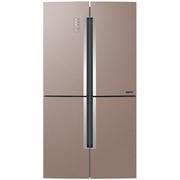 容声 BCD-619WKK1FPM 619升 十字对开门冰箱 云智能APP 纳米负离子保鲜 家用变频 风冷无霜(天幕金)
