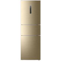 海尔 BCD-258WDVMU1 258升风冷无霜变频三门冰箱 干湿分储中门智慧变温(APP手机控制)香槟金产品图片主图