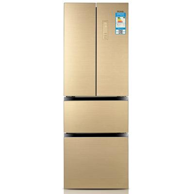 奥马 BCD-301WFDA 301升 风冷无霜 法式多门冰箱(香槟金)产品图片1