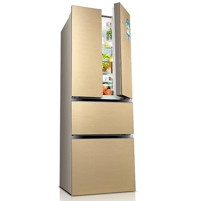 奥马 BCD-301WFDA 301升 风冷无霜 法式多门冰箱(香槟金)产品图片4