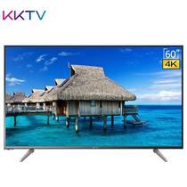 KKTV U60J 60英寸4K超高清64位处理器安卓智能WIFI平板液晶电视 康佳品质(黑色)产品图片主图