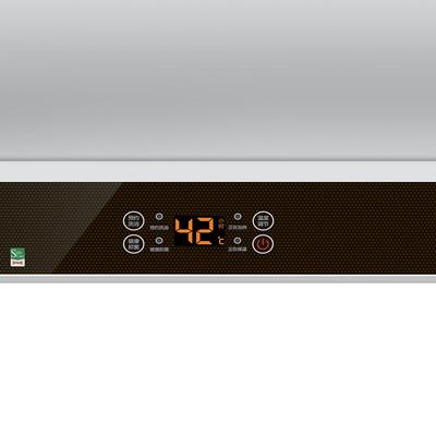 海尔 健康抑菌系列 无线遥控 预约洗浴 一级能效 60升电热水器EC6001-GC产品图片5