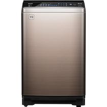 三洋 DB85399BDA 全自动自动投放变频电解水波轮洗衣机(钛金灰)产品图片主图