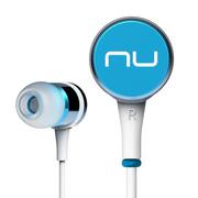 Nuforce  NE-Pi 入耳式耳机 镀铍振膜 蓝色