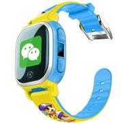 腾讯儿童 电话手表(黄色) 智能手表可拍照定位通话 学生儿童防丢失电话手环手机