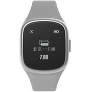 拉卡拉 手环 智能手表ME19 刷公交地铁(北京) NFC银联闪付 来电提醒 计步睡眠 金属灰
