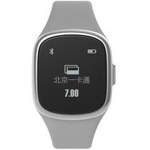 拉卡拉 手环 智能手表ME19 刷公交地铁(北京) NFC银联闪付 来电提醒 计步睡眠 金属灰产品图片主图