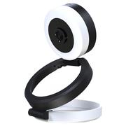 易视眼 115  720P无线网络摄像头 百万高清360度旋转摄像机 高清夜视  手机插卡监控