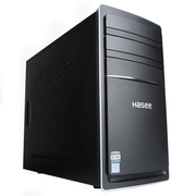 神舟  新瑞K80-SL5 D1 台式主机(i5-6400 8G 1T HDD GT730 2G显存)黑
