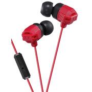 杰伟世 HA-FR202-R XX复古摇滚重低音手机通话耳机