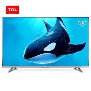 TCL D48A620U 48英寸观影王 4K超高清 十核安卓智能液晶电视机(黑)