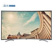 海尔 模卡(MOOKA )55Q3 55英寸 全高清曲面安卓智能液晶电视(黑色)