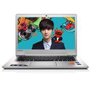 联想 小新出色版510S 14英寸超薄笔记本电脑(I7-6567U 4G 1TB Iris Graphics 550 Win10)冰晶银