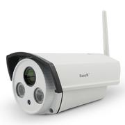 易视眼 405W wifi热点200万网络高清摄像头户外防水变焦插卡枪机断网录像监控