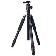富图宝 X-6i 三脚架铝合金 反折 便携套装 旅行单反相机 专业三脚架