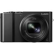 松下 Lumix DMC-ZS110GK 便携4K长焦数码相机 黑色