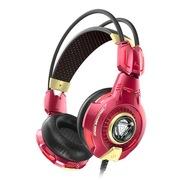 宜博  EHS903REAA-IY 钢铁侠3音乐耳机