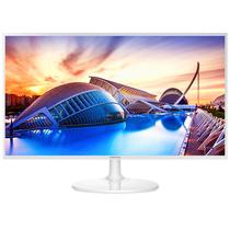 三星 S32F351FUC 32英寸HDMI全高清液晶显示器 白色款产品图片主图