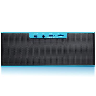 山水 T20 无线蓝牙音箱 插卡收音时钟闹钟产品图片5