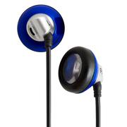 头领科技  ES100 平头式HIFI发烧耳机 蓝色