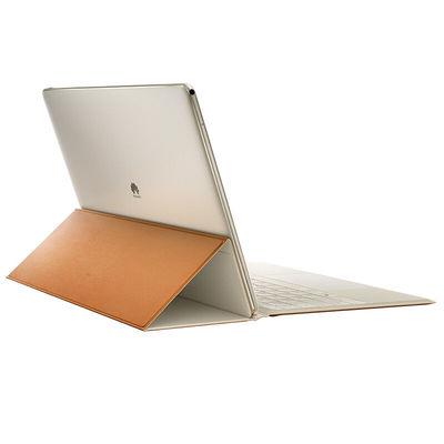 华为 MateBook 12英寸平板二合一笔记本电脑 (Intel core m3 4G内存 128G存储 键盘 Win10)香槟金产品图片3