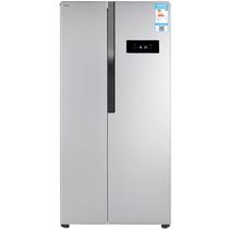 TCL BCD-430WEZ50 430升 风冷无霜 对开门电脑冰箱(闪白银)产品图片主图