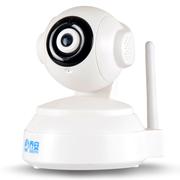 乔安(JOOAN) C7Q QQ物联智能摄像头 720P高清云台无线监控摄像头 WIFI 手机远程