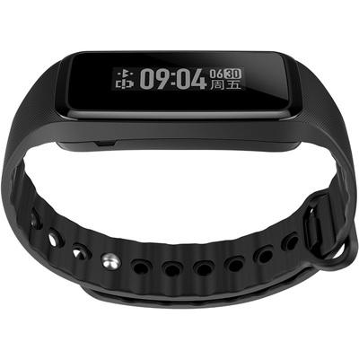 Weloop 唯乐Now2智能手环 来电提醒 短信显示 微信查看 日常记录 睡眠管理 无声闹钟 可换腕带产品图片1