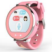天天家(telling home) 儿童智能手表TX01雪孩子粉色儿童智能定位通话手环手表 360天才