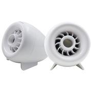 本手 K16 2.0声道迷你音响 便携低音炮套装组合音箱 白色