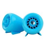 本手 K16 2.0声道迷你音响 便携低音炮套装组合音箱 蓝色