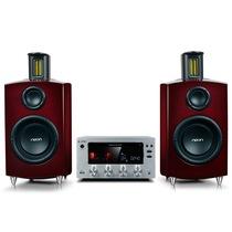 丽扬(neon) DTB980 高清播放无线蓝牙专业HIFI胆机组合音响(红黑亮光)产品图片主图