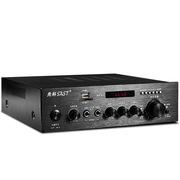 先科 LED-706 家庭影院 家用式音箱 AV功放机 (黑色)