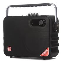 万利达 Y6 M+9001 便携式扩声音响 黑色产品图片主图