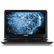 神舟 战神Z8-SL7S3 15.6英寸游戏笔记本电脑(i7-6700HQ 16G 512GB SSD GTX980M 8G独显 1080P)黑色