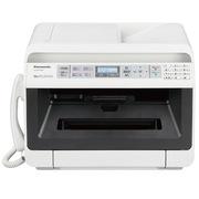 松下 KX-MB2138CN 黑白激光网络双面打印多功能一体机 (传真 复印 扫描 打印 网络)