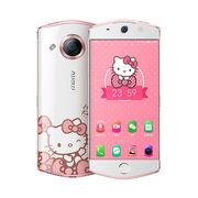 美图 M6 Hello Kitty特别版 月光白