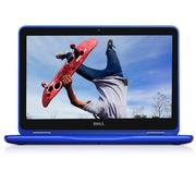 戴尔 魔方3000系列 11英寸笔记本 11MF-R1208TL(奔腾N3710 4G 500G 集显 Win10)蓝色