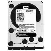 西部数据 黑盘 4TB 7200转 64M SATA6Gb/s台式机硬盘(4003FZEX)