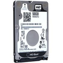 西部数据 黑盘 500GB SATA6Gb/s  32M 笔记本硬盘(5000LPLX)产品图片主图