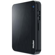 海尔  云悦mini S-J7 台式主机(Intel四核J3160 4G 1TB  核心显卡 WIFI USB3.0 Win10 )迷你电脑